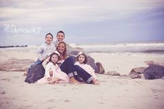 family beach photography inspiration