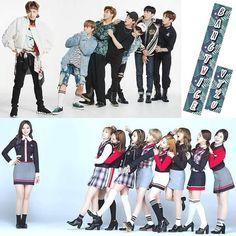 Instagram 上的 永💕彈兔的鼠尾草:「 This is the momentum!!!😎😎😈😈 #bts #twice #bangtwice 」 K Pop, Bts Twice, Kpop Couples, Korean Star, Bts Edits, About Bts, Mamamoo, Bts Wallpaper, Got7