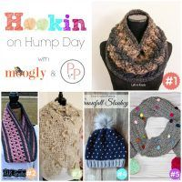 Hookin On Hump Day #135 - get all these gorgeous projects and patterns on Mooglyblog.com!