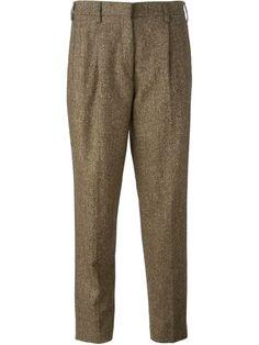 Etro Tweed-Hose