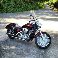 My bike - 06 Honda VTX 1300c