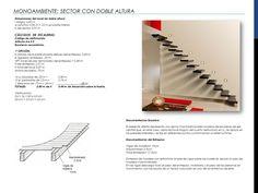 Cálculo de Escalera