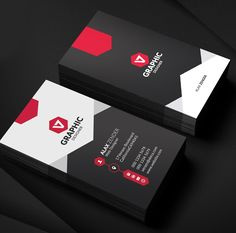 Free Business Cards PSD Templates - 23