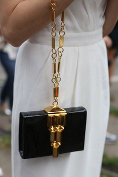 We Have Serious Accessory Envy, Thanks to the These Milan Showgoers: There's no such thing as fashion fatigue when you're poring over the beautiful bags, shoes, and jewels of stylish showgoers.