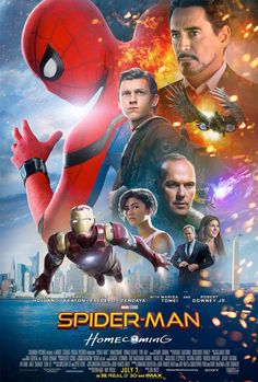 Final Trailers For 'Spider-Man: Homecoming' Are Lit! - http://go.shr.lc/2r0NoxB