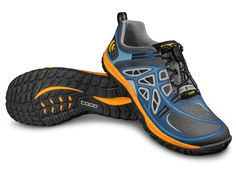 Awesome light trail shoes.