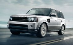 One day...2013 Range Rover Sport HSE In Indus Silver  $60,895