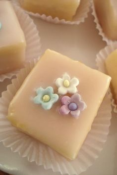 Delicious Petit fours!!!  Recipe & Tutorial ~ Scroll down for recipe & tutorial