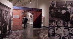 Últimos dias para conferir a exposição #AsMeninasdoQuarto28, no #MuseuHistóricoNacionaldoRiodeJaneiro. Mostra traz desenhos de crianças que viveram no campo de concentração durante a segunda guerra.