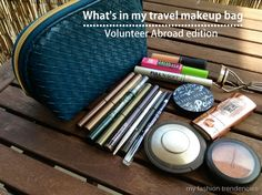 Travel-ready makeup