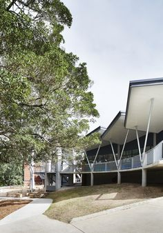Gallery of Ambrose Treacy College Middle School Precinct / Fulton Trotter Architects - 1