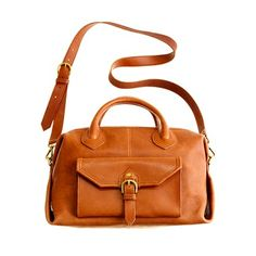 The Walkway Satchel - cute for a cheap bag! could be cute for yoga clothes.