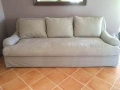 2-3 seater Couch from Harvey Norman. Chocolate Brown Churchlands ...