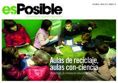 revista esPosible, #educaciónambiental, #reciclaje