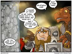 Comic for: December 3rd, 2012 - Click Here for more Info!