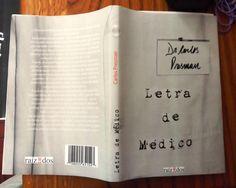 6. Tapa de libro. Diseño de cubierta de un libro.  Incorporación de la tipografía como un elemento más que compone la imagen.