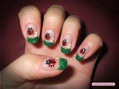 spring nails-tutorial