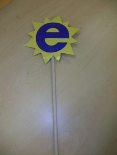 "Look out for ""Magic E!"" Make a wand and use it to change short vowel words into long vowel words. Fun and simple"