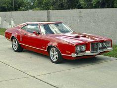 1972 Montego GT