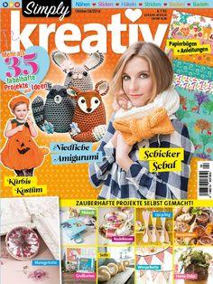 Simply Kreativ Heft 04/2016 | Simply Kreativ