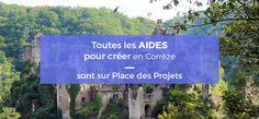Retrouvez, comparez et contactez l'aide à la création d'entreprise en Corrèze. Nous mettons en relation porteurs de projets et professionnels.