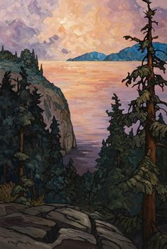 Overview, by Phil Buytendorp  24x36