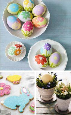 Farbenfrohe Deko für Ostern basteln– tolle Ideen für das Frühlingsfest