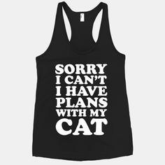 Cat Plans #lazy #cat #funny #plans #sleep #tired #chill #sorry #meow
