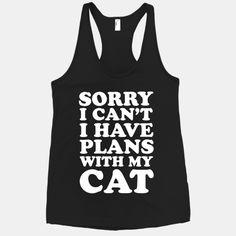 Cat Plans | HUMAN