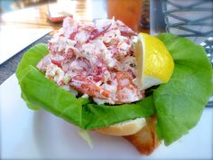 Chatham Bars Inn Lobster Roll  © Christopher Seufert Photography  http://www.CapeCodPhoto.net