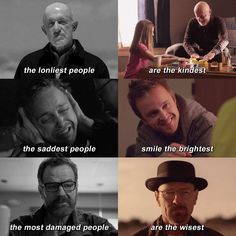 Check out the latest and funniest quotes of Breaking Bad. Breaking Bad Funny, Breaking Bad Quotes, Breaking Bad Series, Best Movie Quotes, Book Quotes, Funny Quotes, Heisenberg, Bad Memes, Stupid Memes