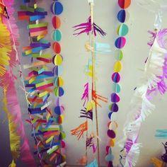 Bonbon balloon strings