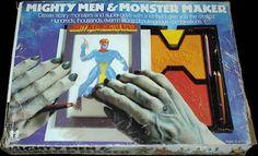 Mighty Men & Monster Maker