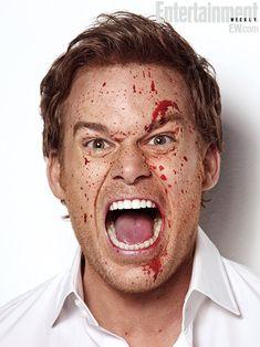 Dexter Morgan (Michael C. Hall) #dexter #showtime