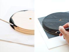 DIY Moon Clock | Hellobee