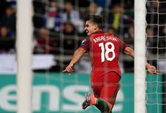 Andre Silva scored first half hat-trick as Portugal destroyed Faroe Islands 6-0 away from home, in their World Cup qualification match.