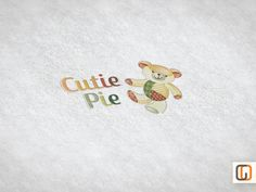 Cutie Pie premade logo design Etsy Set OOAK by GraphicOverdrive, $14.95