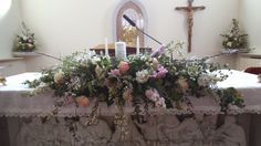 Posy Barn altar display