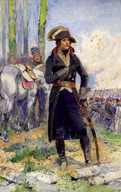 Retrato del general Bonaparte