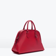ZARA - SHOES & BAGS - CITY BAG WITH LOCK