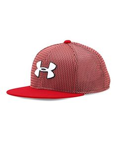 8afdb204780 Amazon.com   Under Armour Boys  Twist Knit Snapback Cap