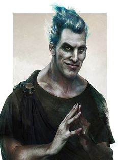 Hades - Here's What Tons of Disney Characters Would Look Like in Real Life - Photos