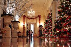White House Holiday Decoration 2011