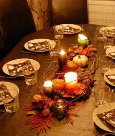 Die 50 Besten Bilder Von Herbstliche Tischdeko Basteln Herbst