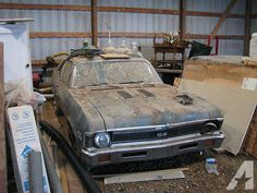 Barn Find 1969 Ford Mustang Boss 302