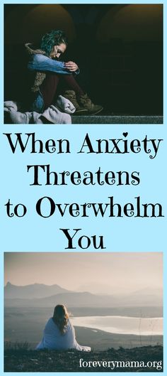 Anxiety is a condition that can have serious effects on the mind and body. Here are strategies for how to cope when anxiety threatens to overwhelm you.