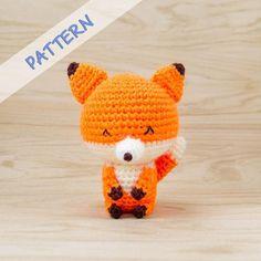 Kito the Fox amigurumi pattern