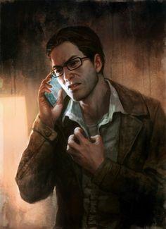 Harry Mason — Silent Hill: Shattered Memories