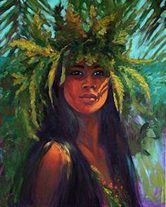 Haumea diosa hawaiana de la fertilidad