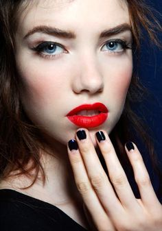 Update your classic red lip with these tips for keeping it on trend and flawless.